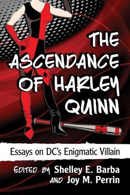 The Ascendance of Harley Quinn by Shelley E Barba: A collection of essays on one of my favorite villain of all times: Harley Quinn, here depicted mostly as a powerful villain on herself and not Joker's sidekick. Interesting are the writings about her being a conscious victim of abuse who chose to be with the abuser. I even learned the word hybristophilia, which means somebody (usually female) who is in love with a serial killer. Unluckily I haven't read all the comics that are cited in this…