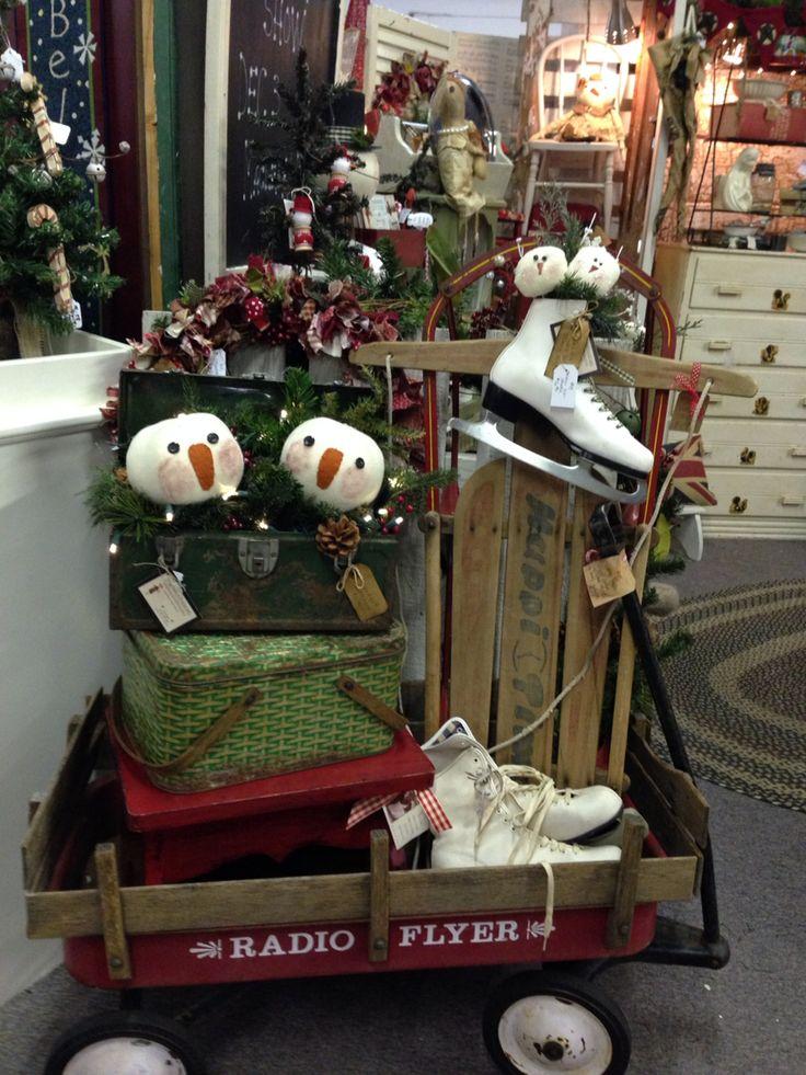 Snowman Craft Show