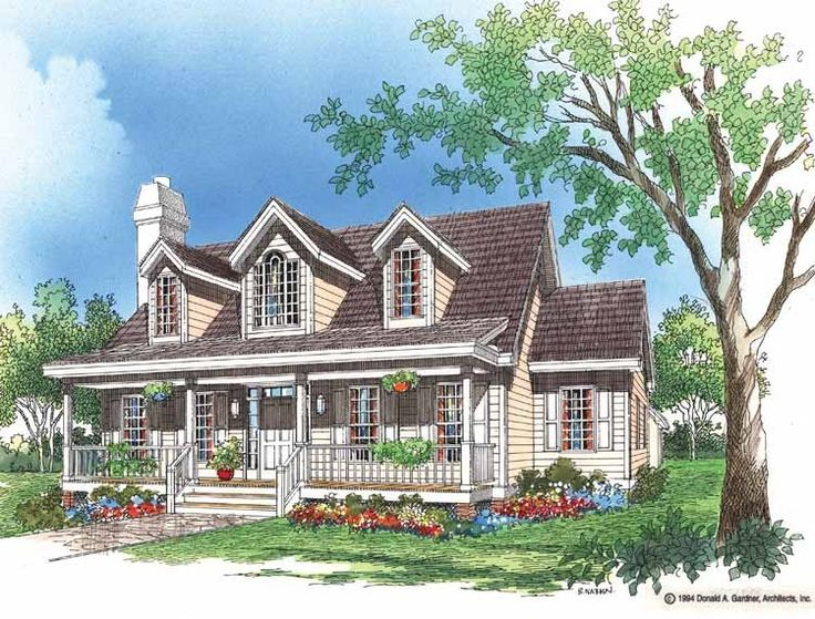 36 best Smaller house plans images on