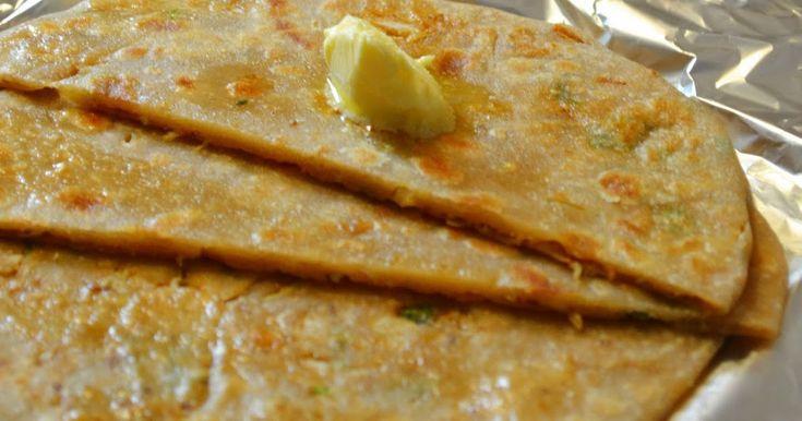 How to make Cabbage Paratha / Healthy Paratha Recipes, cabbage, cabbage recipes, Indian paratha recipes, Indian bread recipes, flat bread recipes, roti, chapati, cabbage paratha