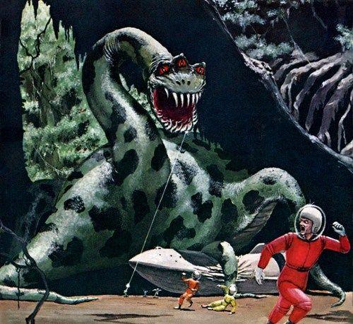 Richard McKenna - The replicators, 1965.