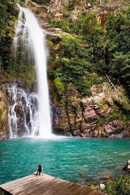 Brazil - Cachoeira da Serra Azul - Nobres, Mato Grosso