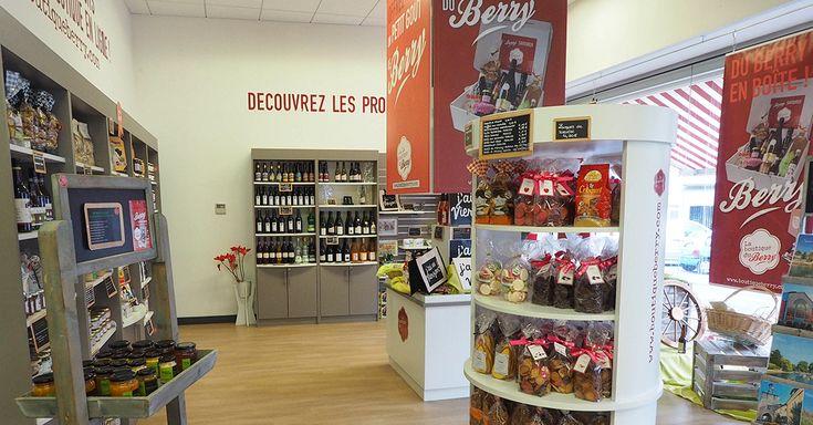 Noël : Découvrez la boutique du Berry en ligne
