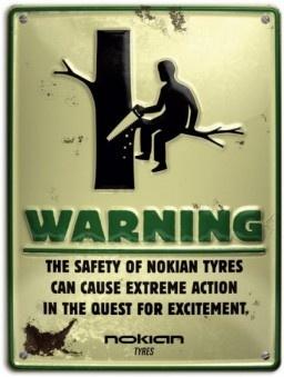 Publicité Nokian http://www.allopneus.com/Gamme-nokian-1,7,8-117.html
