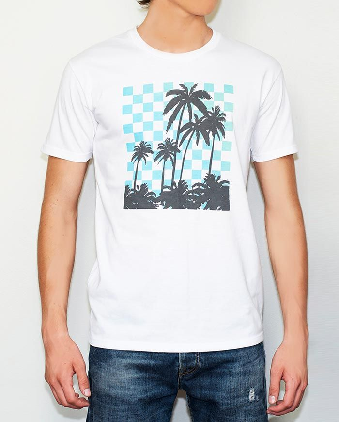 Palms t-shirt - buy it at http://hotasice.com/shop  #fashion #fashionblog #clothes