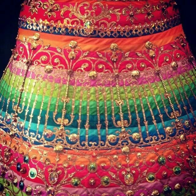 Manish Arora..... love the colours. ... and embroidery