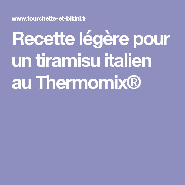 Cake au thon weight watchers thermomix