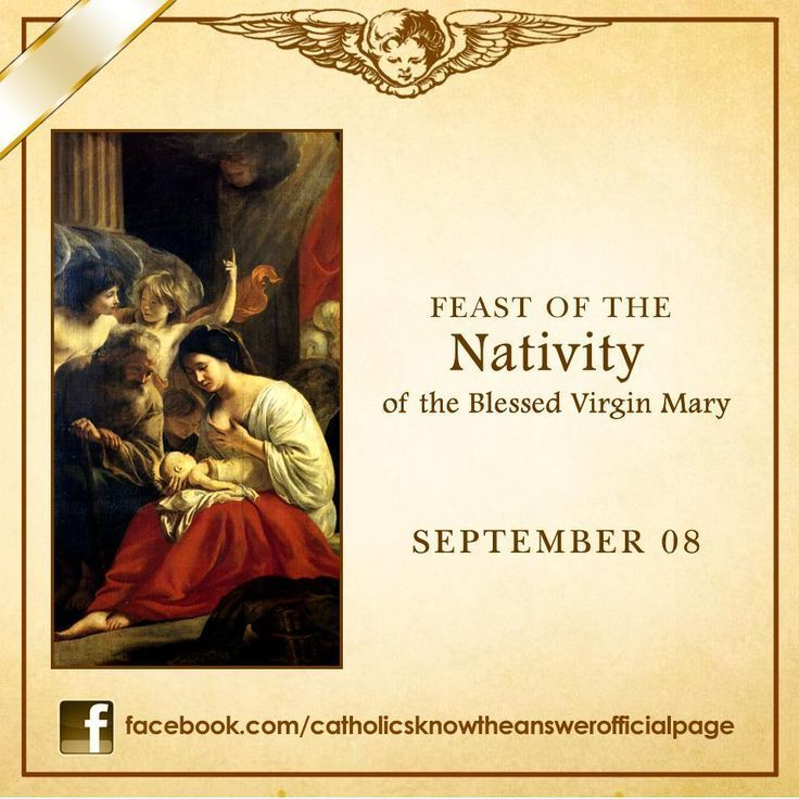 Our Morning Offering – September 8 #pinterest #nativityofmary O Almighty and everylasting God by the working of the Holy Spirit You prepared the glorious Virgin Mother Mary, body and soul,.........
