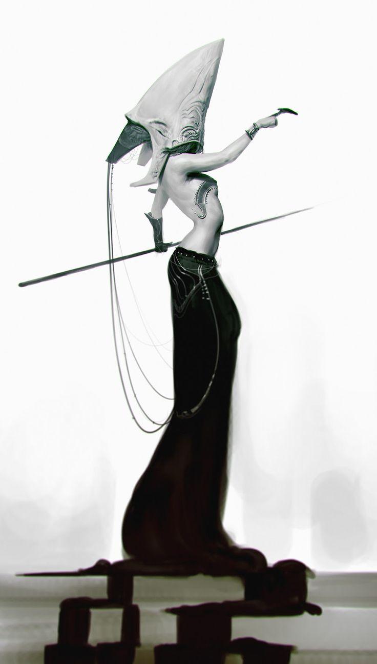 Digital Illustrations by Anthony Jones