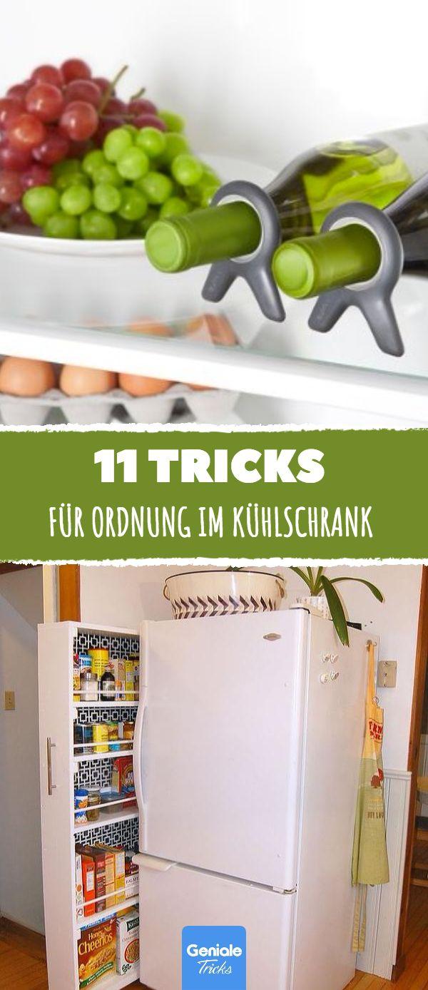 Küchenschränke um kühlschrank  best geniale ideen images on pinterest  bedrooms colored