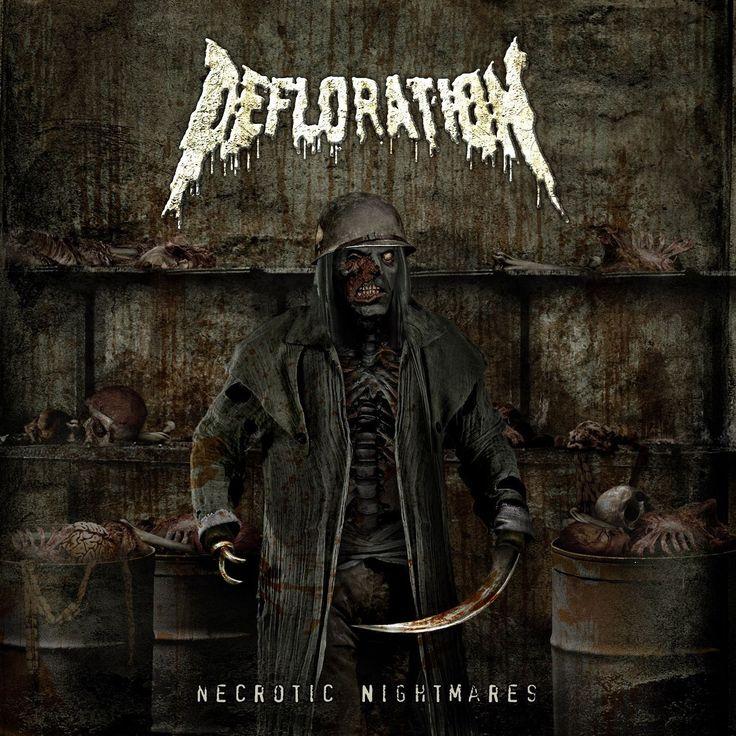 defloration goth
