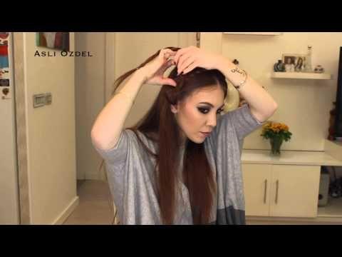 Aslı ile 2015 Saç Trendleri - YouTube