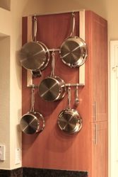 DIY pot rack - Dear Husband, please make!!