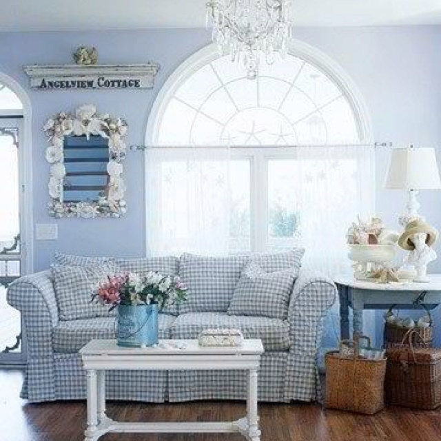 Blue Living Room Ideas For A More Breathtaking Living Room: DIY Home Decor