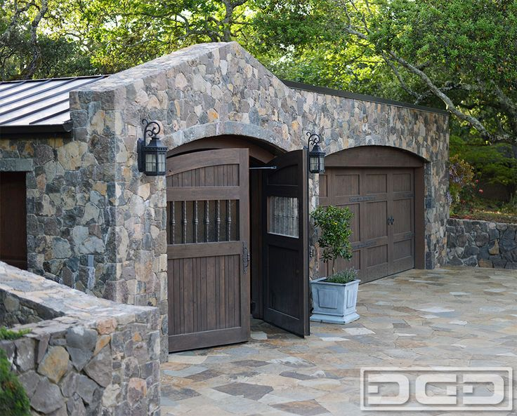 San Francisco, CA   Custom Designed U0026 Handcrafted Carriage Style Garage  Doors In A Tuscan