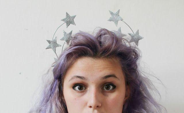 Now that's pretty: A Star Crown (DIY)