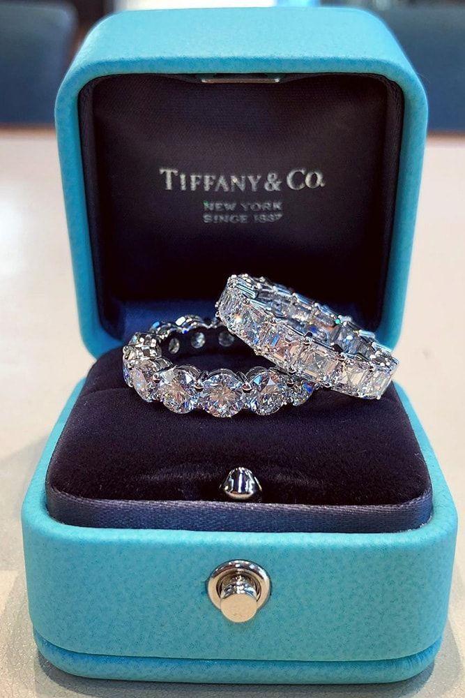 2017/2018 Trend Engagement Ring: 24 Tiffany Engagement Rings … Bague de Fiança …   – Ringe