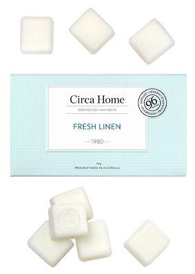 Circa Home 1980 Fresh Linen Wax Melts