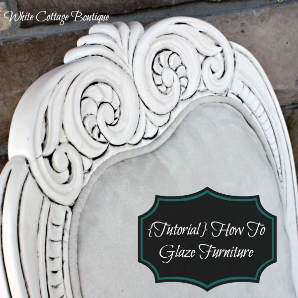 How To Glaze Painted Furniture: good tips, protect/poly funiture first then remove with baby wipes!