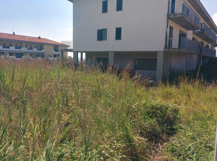 Costruzioni  demenziali a Loreto aprutino,  incomplete,  inutili e che stanno  distruggendo un paesaggio che era uno dei più  belli d'Abruzzo