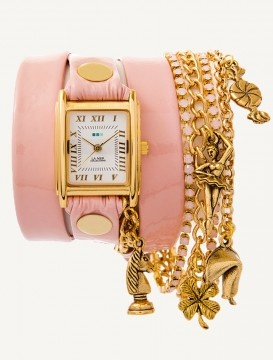 La mer collections - wrap watch - less 100 $
