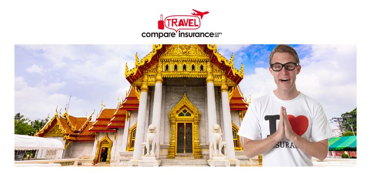 Travel Insurance Thailand | Compare Quotes & Save!