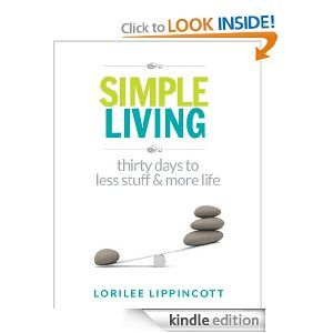 Simple Living's 30 days balances both tangible clutter as well as intangible clutter. This is not a course about cleaning. This course and these lessons are about change. Not only will you have a simpler and cleaner home after this course but the steps have been put in place for it to stay that way.