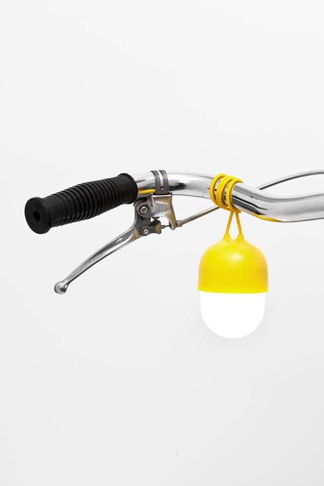 Clover, lamp, for Lexon by Ionna Vautrin