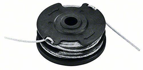 Bosch F016800351 Recharge et bobine de fil intégrée 6 m Ø 1,6 mm pour coupe-bordures: Price:6.991 Bobine et fils de rechange Pour…