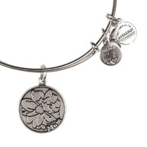 Alex and Ani Mom Charm Bangle...thanks to my love I have one of these because of our kids :)