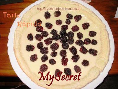MySecret: Tarte Rápida http://mysecretdoce.blogspot.pt/