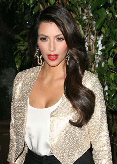 Love Kim Kardashian's hair
