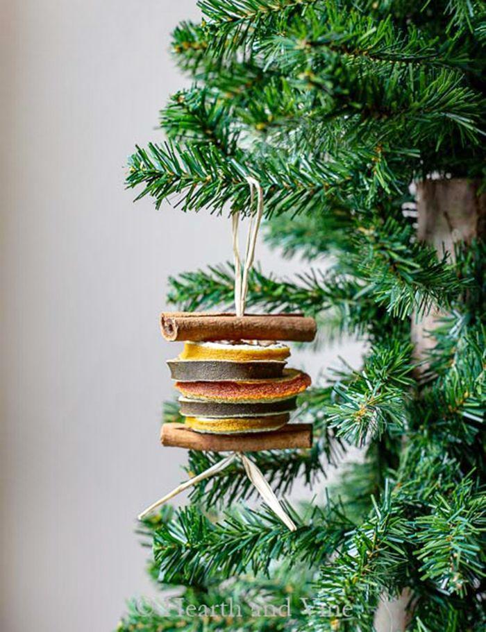 25 Easy Diy Scandinavian Christmas Ornaments Ohoh Deco Natural Christmas Decor Scandinavian Christmas Ornaments Fruit Ornaments