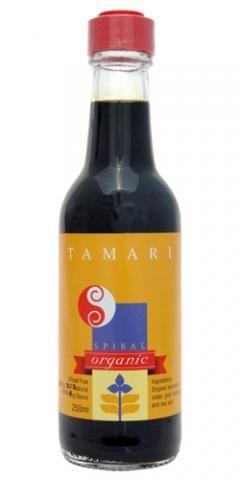 Organic Tamari | Spiral Foods