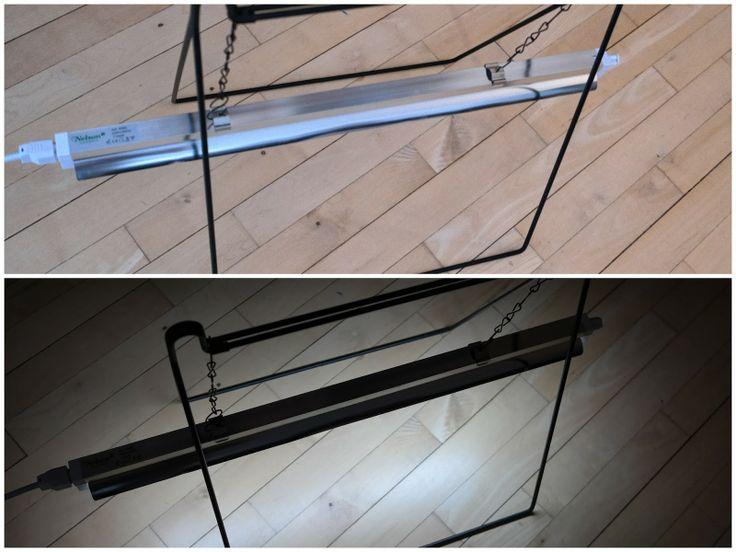 HAVEHJERNEN - Daylight lamp - Kunstlys