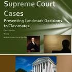 Why not combine several useful skills into what can be perceived as a dull topic?  Contained within this list of 15 landmark Supreme Court cases ar...