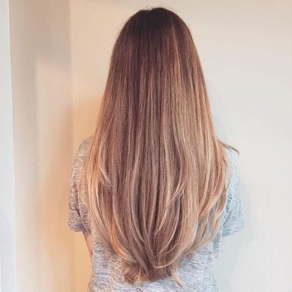 Layersforlonghair In 2020 Long Hair Styles Haircut For Thick Hair Long Layered Hair