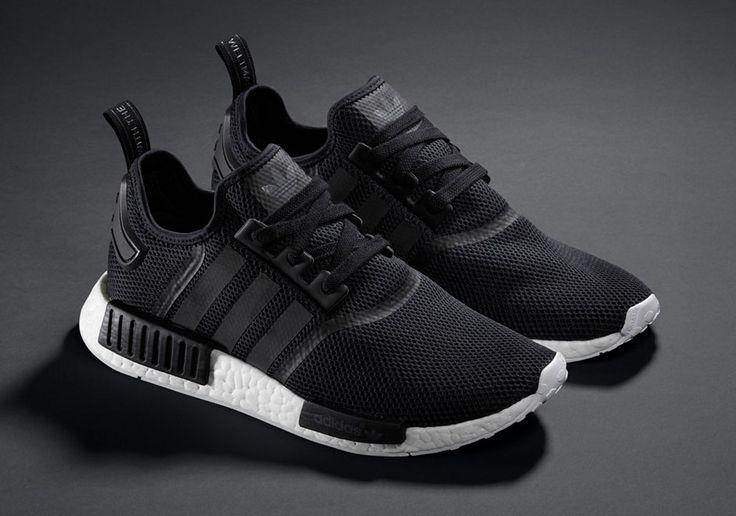 Adidas NMD 'Monochrome' Black