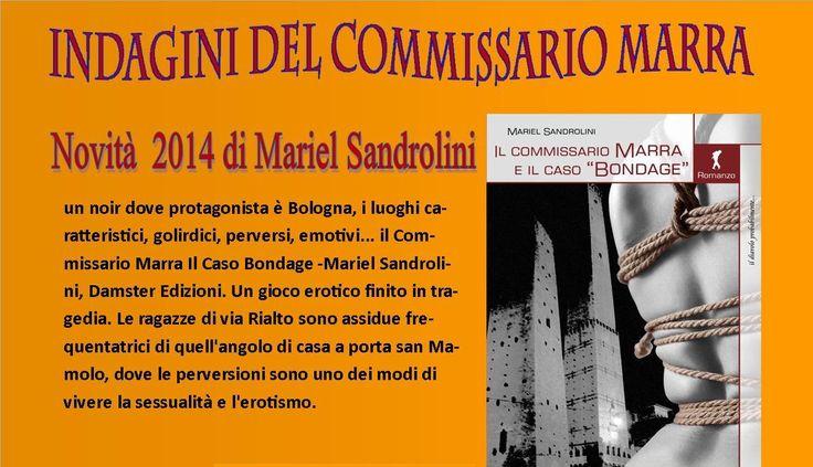 le indagini del commissario marra di mariel sandrolini
