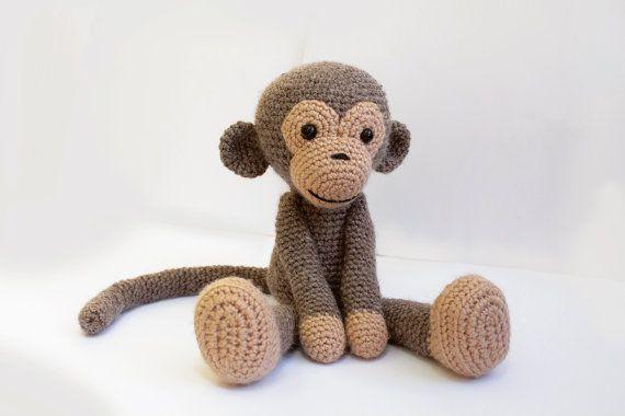 Best 25+ Crochet monkey ideas on Pinterest Crochet ...