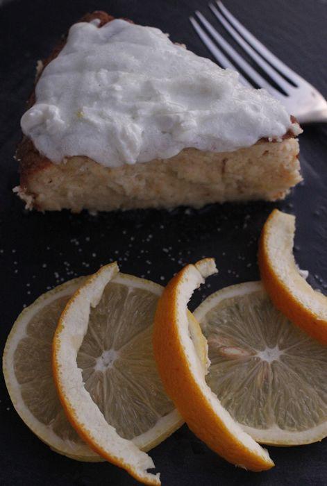 Citrus Cake | Natural Born Feeder