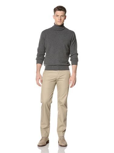 Marled Turtleneck Sweater