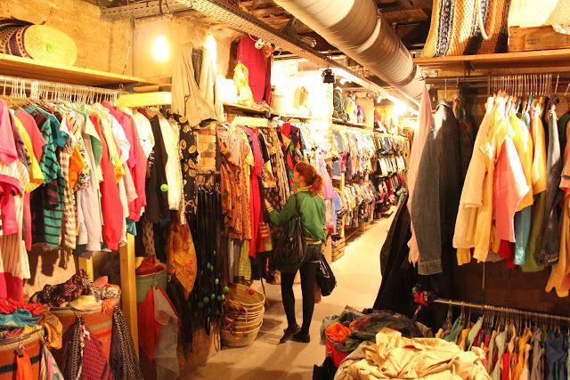 Sus Exterior Kilo Shop Paris Melbourne Australia Tourism Vintage Outfits