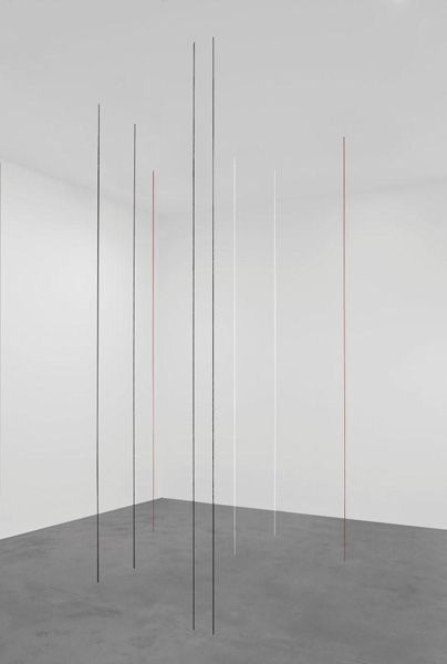 Site specific a collection of art ideas to try for Minimal art installation