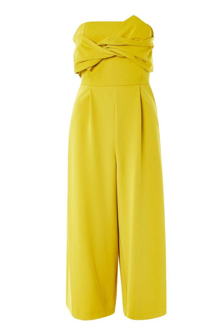 The Fashion Magpie Tie Jumpsuit