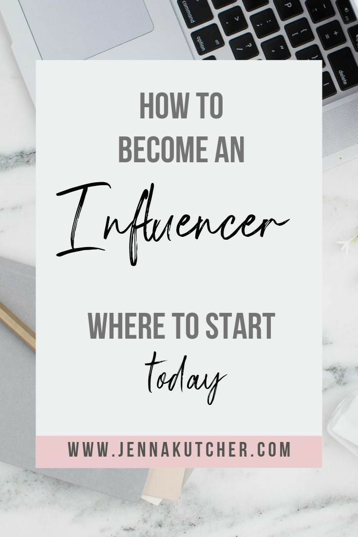 How To Become An Instagram Influencer Influencer Marketing Instagram Marketing Tips Marketing Strategy Social Media