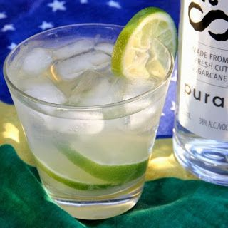 How to Make Caipirinha by The Untamed Cook