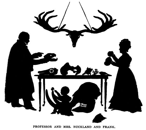 Buckland family silhouette - William Buckland - Wikipedia