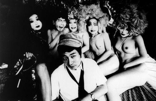 トマトケチャップ皇帝 (Emperor Tomato Ketchup), 寺山修司 (Shūji Terayama) 1971