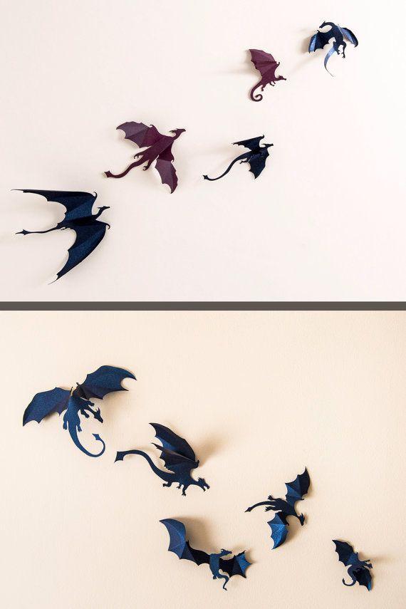Best 25+ Dragon silhouette ideas on Pinterest | Dragon ...